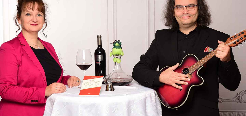 Knigge und Wein